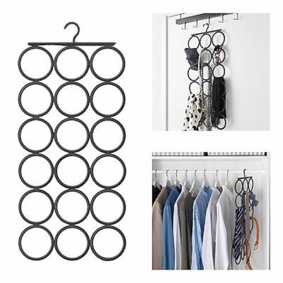 IKEA Komplement Multi-Use Scarf Hanger
